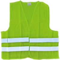 JMP WARN VEST YELLOW XL EN ISO 2...