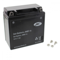 Motorcycle Battery YB7-A GEL JMT
