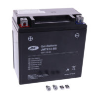Motorcycle Battery YTX14-BS GEL JMT