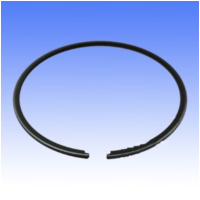 Piston ring 40x1.0 mm für Peugeot Speedfight  50 VGA S1BACA 2003-2004, 4,1 PS, 3 kw
