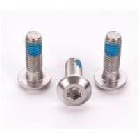 pan head screw M8x25/20 for brak...