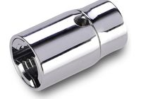 Bullet 1000 Adapter HD chrome für Harley Davidson 883 Sportster Super Low  XL2 2014-2014,