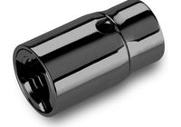 Bullet 1000 Adapter HD black für Harley Davidson 883 Sportster Super Low  XL2 2014-2014,