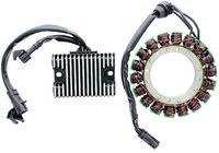 Stator/Regulator KIT ESK221 für Harley Davidson 883 Sportster Super Low  XL2 2014-2014,