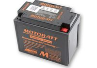 MOTOBATT battery MBTX12UHD, black für Harley Davidson 883 Sportster Super Low  XL2 2014-2014,