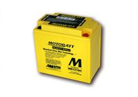 MOTOBATT battery MBYZ16H für Harley Davidson 883 Sportster Super Low  XL2 2014-2014,