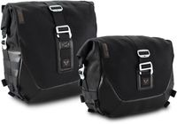 SW-MOTECH Legend Gear side bag set - Black Edition Harley Davidson Sportster models (04-) für Harley Davidson 883 Sportster Super Low  XL2 2014-2014,