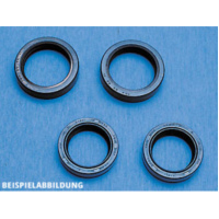 Fork radial shaft seal set, A 037 für Harley Davidson 883 Sportster Super Low  XL2 2014-2014,