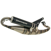 exhaust system Tecnigas TRIOPS for Peugeot horizontal 16393 für Peugeot Speedfight  50 VGA S1BACA 2003-2004, 4,1 PS, 3 kw