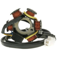 alternator stator for Peugeot Speedfight, TKR, Trekker, Buxy 50/100cc 19749 für Peugeot Speedfight  50 VGA S1BACA 2003-2004, 4,1 PS, 3 kw