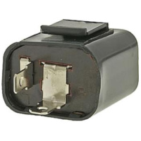 flasher relay for Aprilia, Derbi, Gilera, Honda, MBK, Peugeot, Piaggio, Yamaha 19759 für Peugeot Speedfight  50 VGA S1BACA 2003-2004, 4,1 PS, 3 kw
