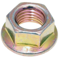 half pulley nut M10x1.25 for Peugeot 50cc 34655 für Peugeot Speedfight  50 VGA S1BACA 2003-2004, 4,1 PS, 3 kw