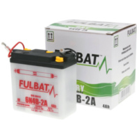 battery Fulbat 6V 6N4B-2A DRY in...