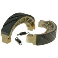 brake shoe set grooved with springs 110x25mm IP13452 für Peugeot Speedfight  50 VGA S1BACA 2003-2004, 4,1 PS, 3 kw