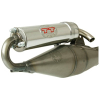 exhaust system LeoVince TT for Speedfight 2 LV4058 für Peugeot Speedfight  50 VGA S1BACA 2003-2004, 4,1 PS, 3 kw