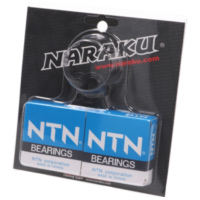 crankshaft bearings Naraku heavy duty left and right incl. oil seals for Piaggio NK100.67
